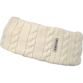 Aclima Knitted Headband - Couvre-chef - blanc